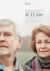 poster pelicula 45 anios
