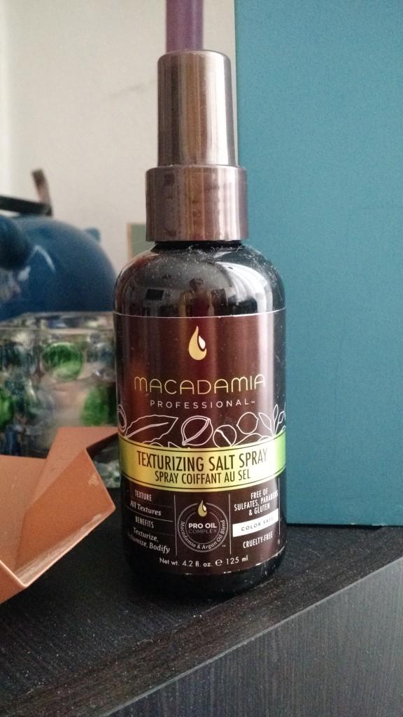 macadamia spray