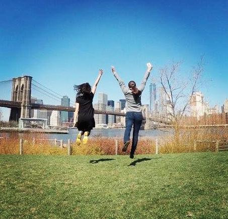 NY con Eri by Erifeu
