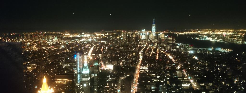 NY vista by crislata