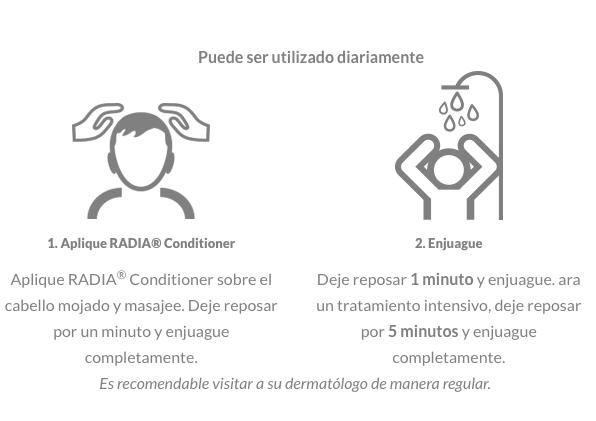 shampoo radia