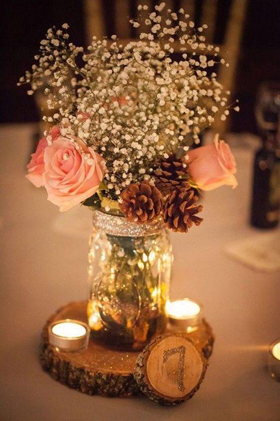 Cómo decorar tu casa de soltera con flores